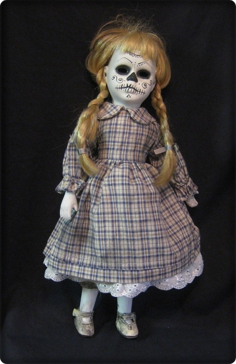 Day of the Dead Doll