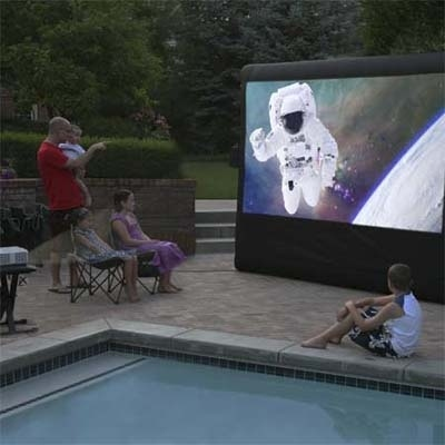 Inflatable Outdoor Theater