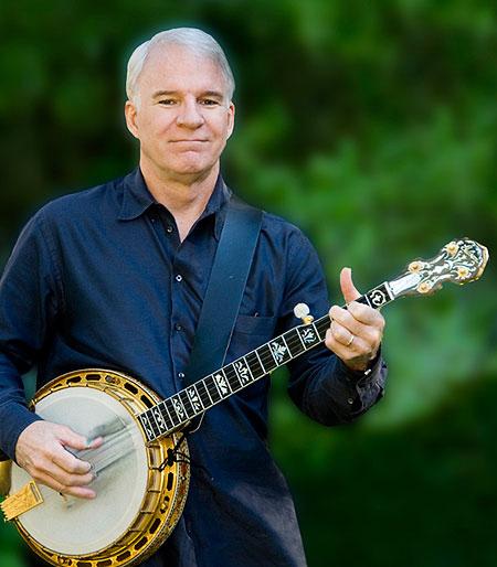 Steve Martin - Banjo Player