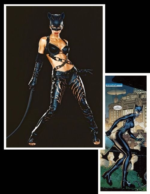 4. Catwoman