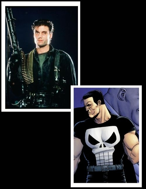 9. The Punisher