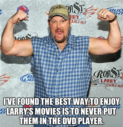 The Roast Of Larry the Cable Guy (2009)