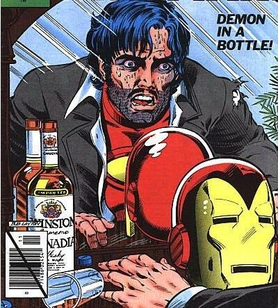 4. Drunk Tony Stark