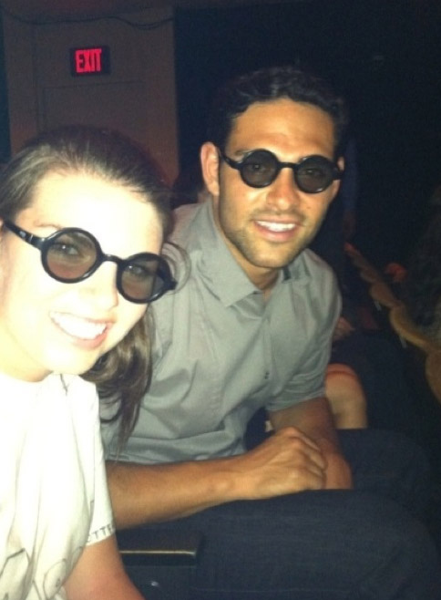 """Caught """"Harry Potter"""" in 3-D!"""