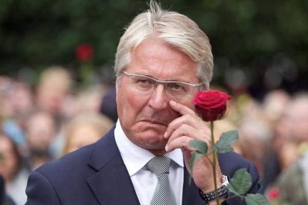 Mayor of Oslo, Fabian Stang