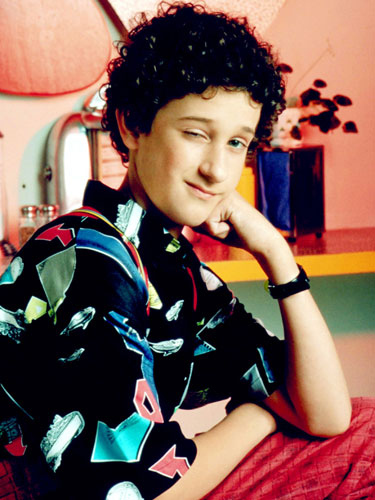 """Samuel """"Screech"""" Powers - Saved By The Bell"""