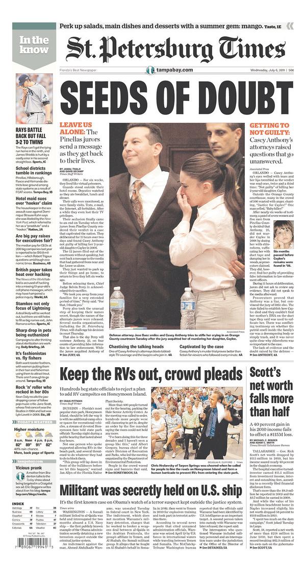 St. Petersburg Times (FL)