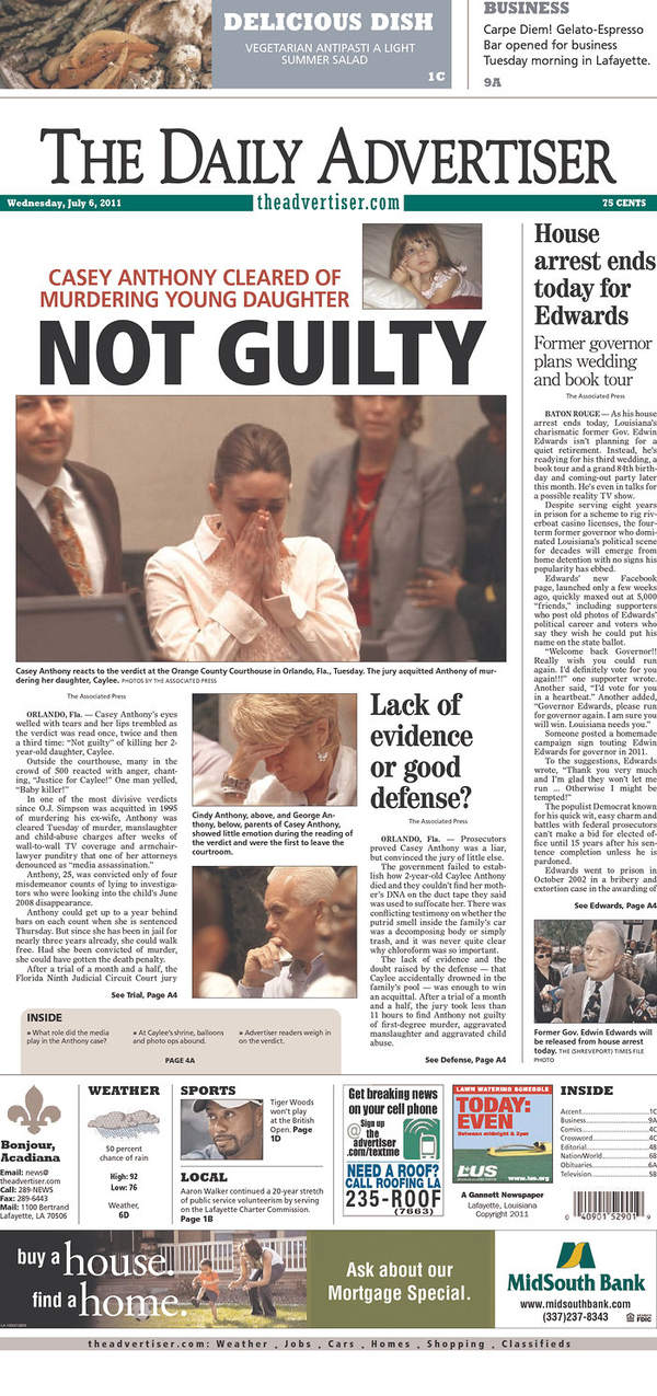 The Daily Advertiser (LA)