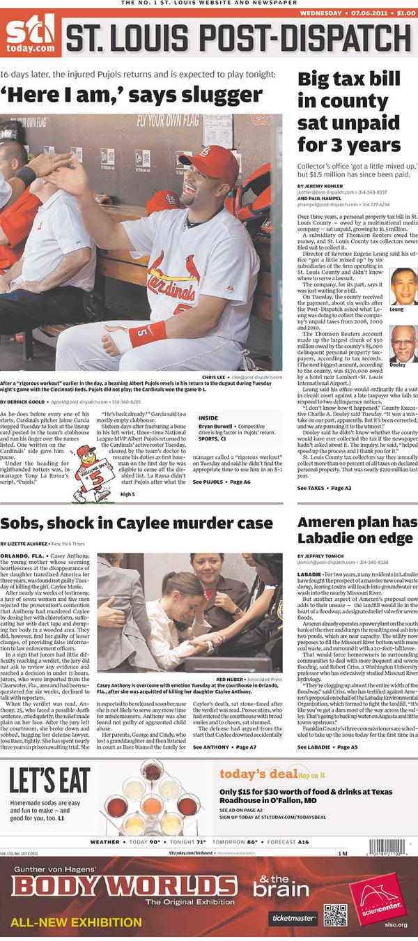St. Louis Post-Dispatch (MO)