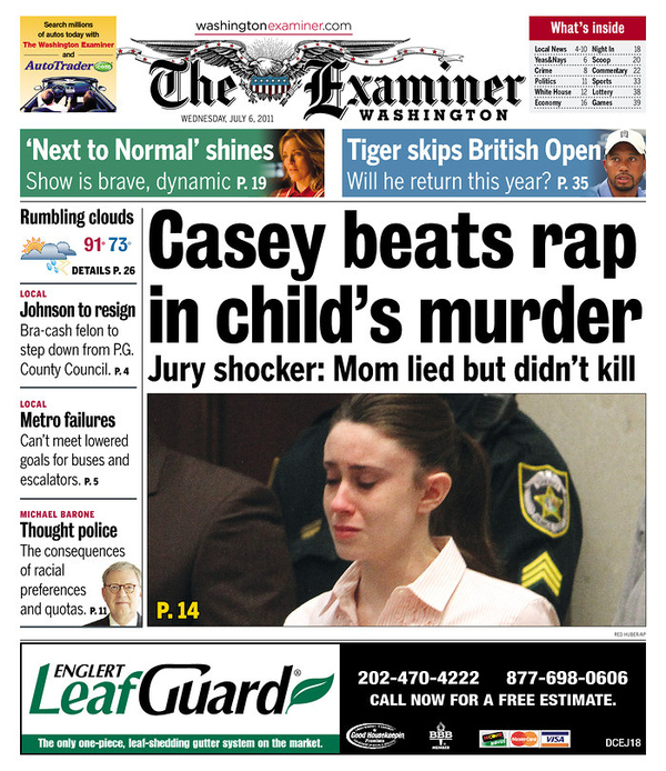 The Examiner (DC)