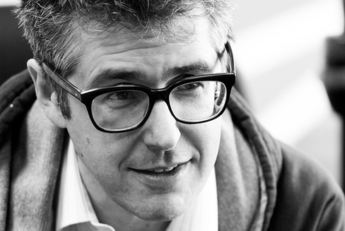 "Ira Glass: ""The Guy You Want to Take a Roadtrip With"""