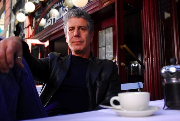 Anthony Bourdain: The Guy You Want to Travel Around the World with One Summer and Tell Your Grandkids Later