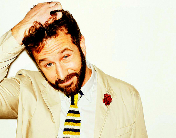 "Chris O'Dowd: ""The Guy You Want to Have a Picnic With"""