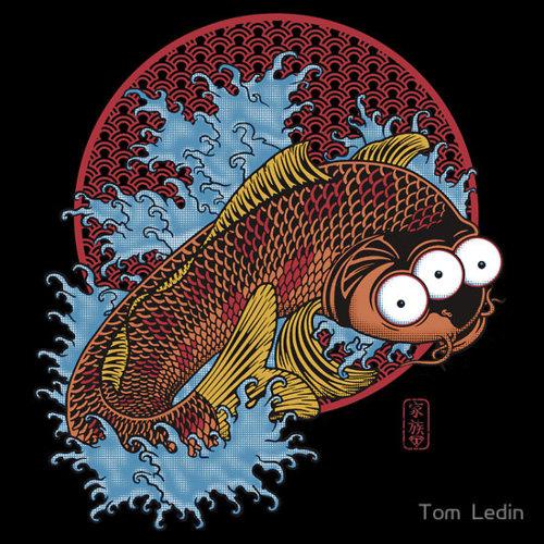 Blinky by Tom Ledin