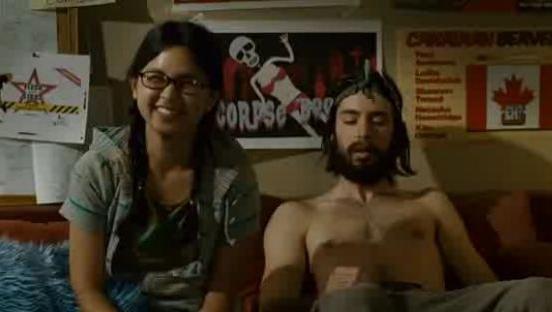 Charlyne Yi as Jodi in 'Knocked Up'