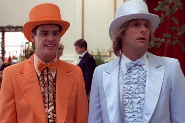 Harry and Lloyd from 'Dumb and Dumber'