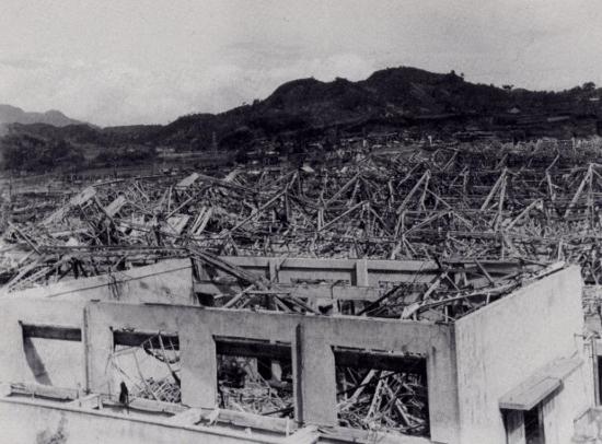 Woman in Nagasaki