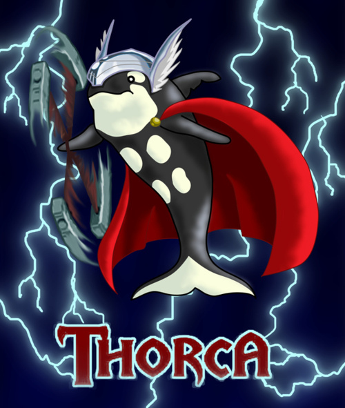 Thorca by The Random Factor