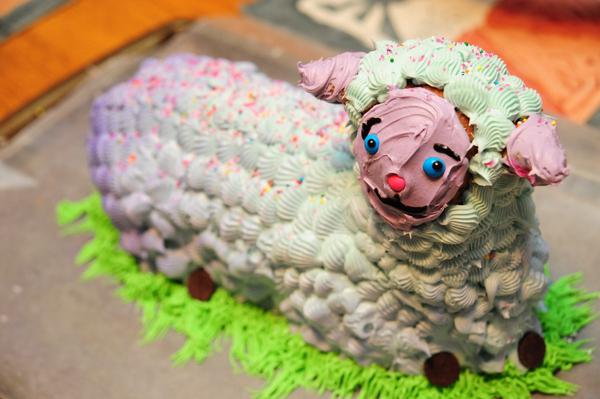 Bonus: Lamb Cakes of Love