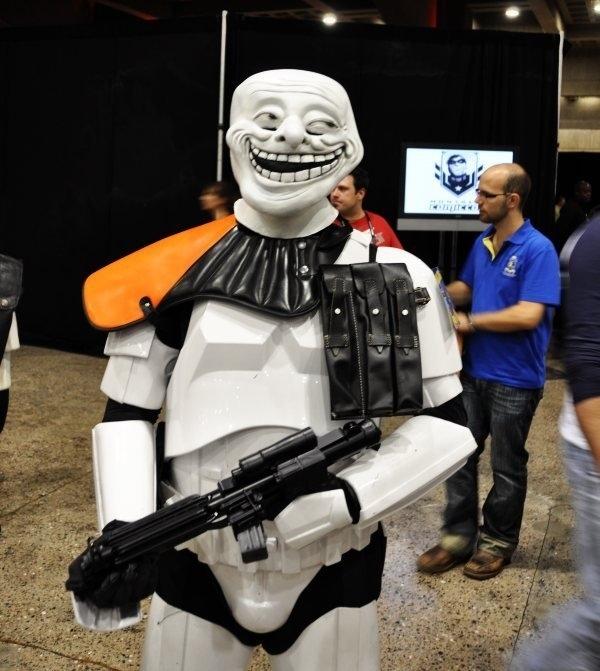 Troll Trooper
