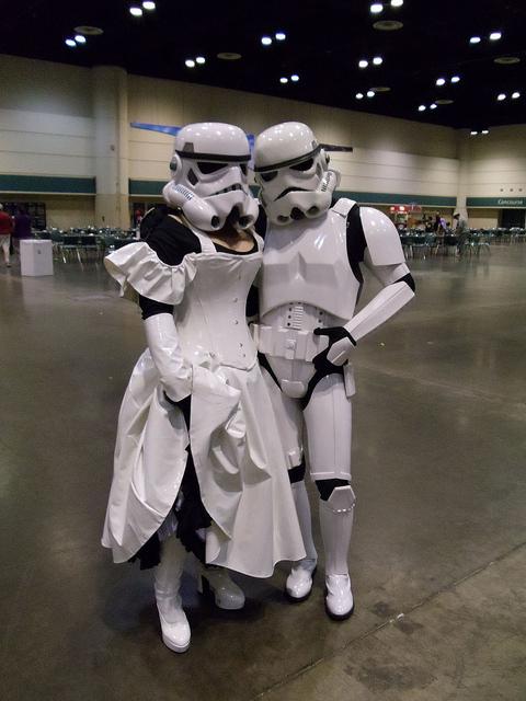 Couple Trooper