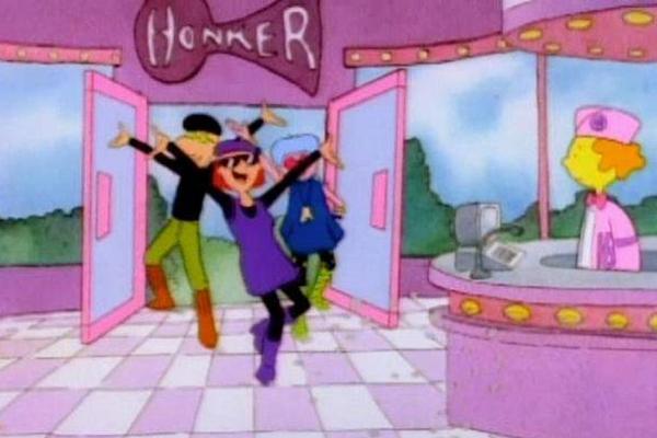 Honker Burger from 'Doug''