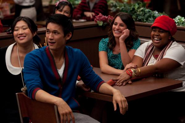 Breadsticks from 'Glee'