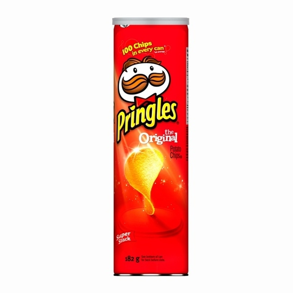 Be Buried in a Pringles Can