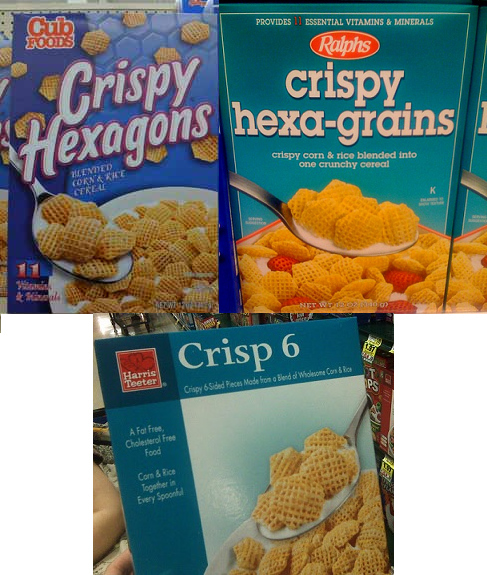 Generic Cereal Names Are Awesome