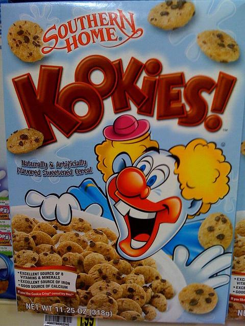 Psychotic Breakfast Clown