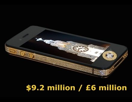 The Most Expensive iPhone Ever