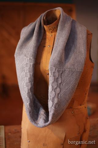 Infinity scarf: