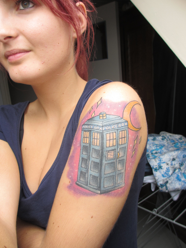 14 geeky tattoos that are actually super awesome