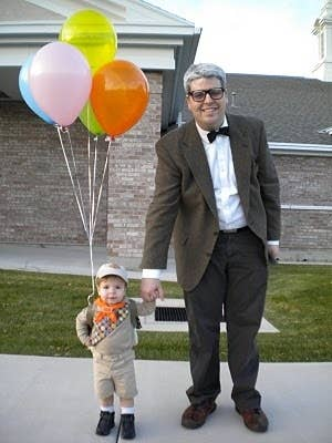 the full instructions for this adorable costume are here but you dont have - Homemade Men Halloween Costumes