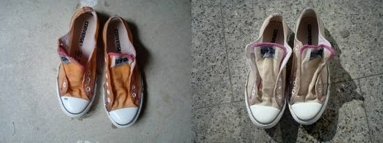 e05bd3b49ea5 30 DIY Ways To Jazz Up Your Converse Sneakers