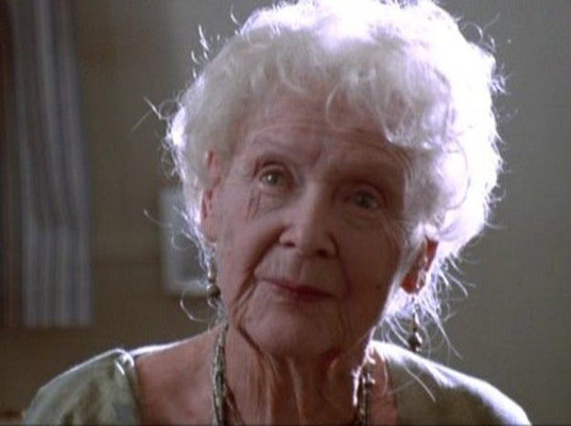 With her nomination for Best Supporting Actress at age 87, Gloria Stuart became the oldest person to ever be nominated for an Oscar.