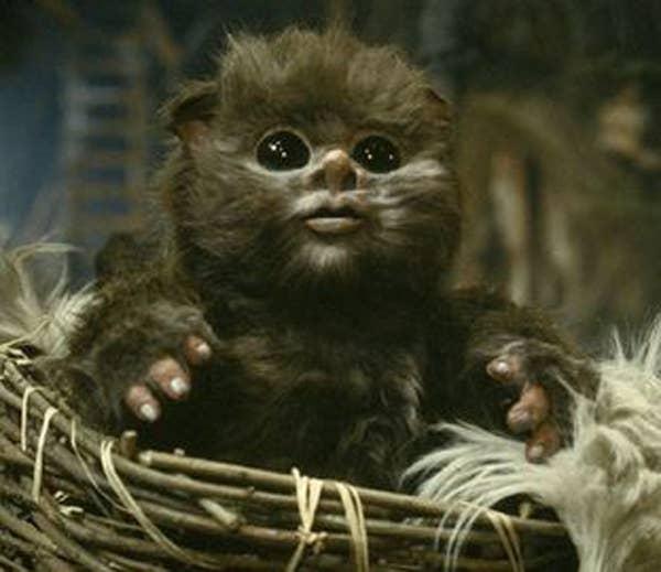 11 Photos That Prove Ewoks Are Pure Evil