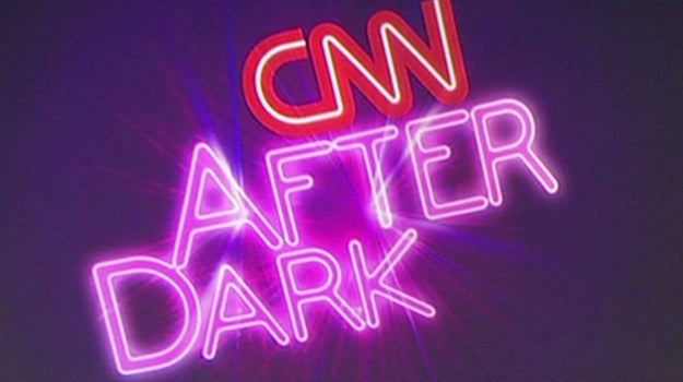 """""""At about 1:30 AM on Wednesday, when the results of the Iowa Caucuses still hadn't been finalized, CNN decided to lose its mind."""" - BuzzFeed (Jan 4, 2012)""""After Dark"""" is a perfect example of why people who love to watch cable-news love to watch LIVE cable news and CNN would do well to make a version of it a regular thing. """"RedEye"""" on Fox News proved that there are political junkies who are up all night just begging for something to watch. Why not give the ones who weren't raised by frat boys an alternative? We know it would be impossible to maintain a line-up like the one that masterfully navigated the Iowa caucuses, but CNN could definitely pressure their stars into being team players who randomly drop by the set for some after-hours hijinks. The next morning's inevitable YouTube clips of whatever crazy thing happened on """"After Dark"""" would create more buzz than an entire year of """"John King, USA"""" yawn inducing interviews. SPEAKING OF WHICH..."""