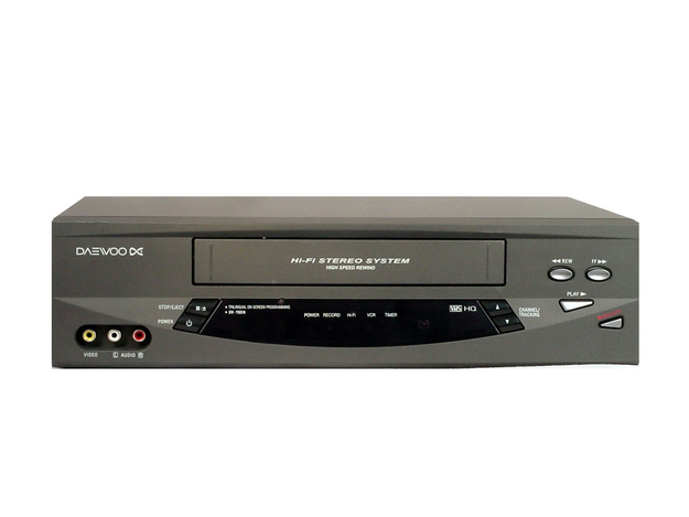 the differences between home video cassette recorder vcr and digital video disc dvd