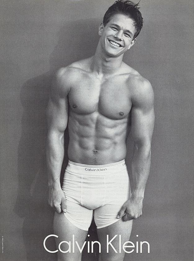 Mark wahlberg nake