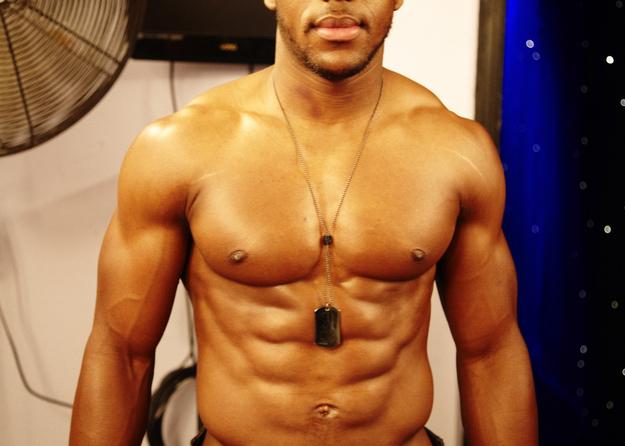 Male stripper secrets