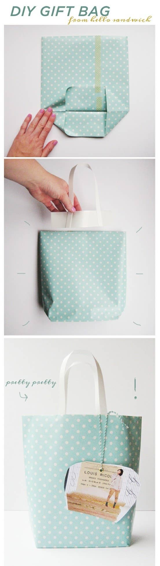 Make Your Own Gift Bag