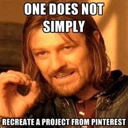 17 Pinterest Fails