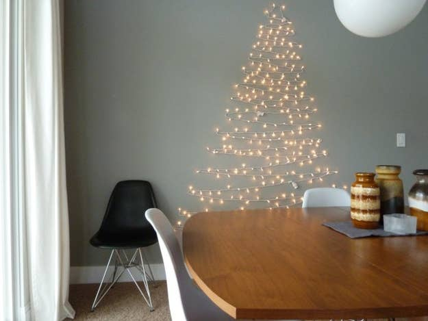Make a light tree.
