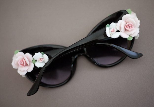 Lana-del-Rey-ified Sunglasses