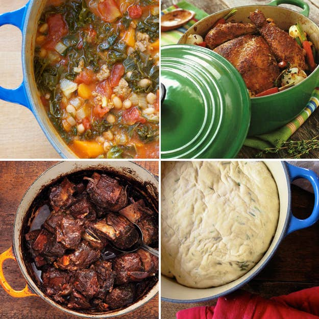 Clockwise From Top Left Ribollita Stew Recipe Here Roast En