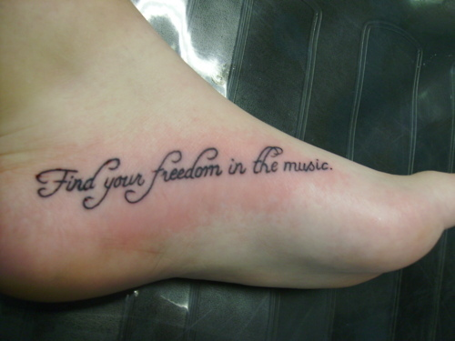 Country Song Tattoo Quotes Pics Download