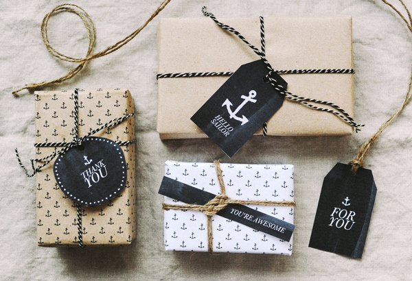 Reddit Baby Gift Ideas : Seriously adorable gift tag ideas