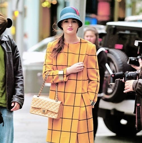 1262131d1f9d Gossip Girl always had a knack for making autumn in New York look like the  most