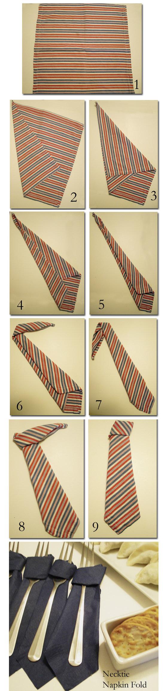 The Tie Fold